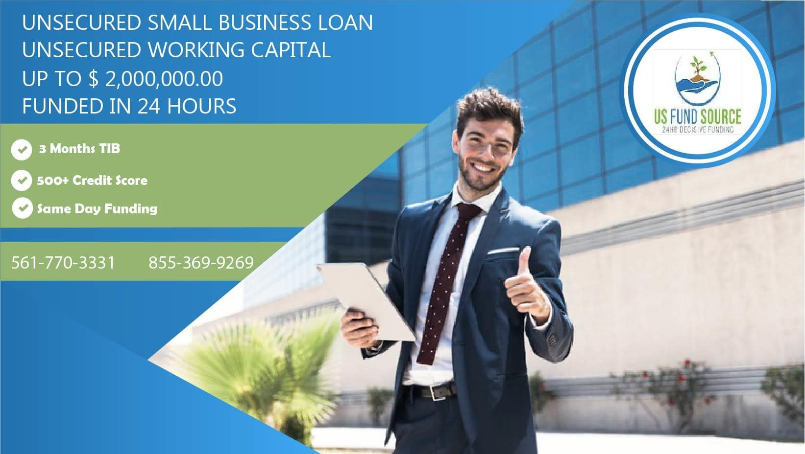 Unsecured Small Business Loan | Unsecured Small Business Loans