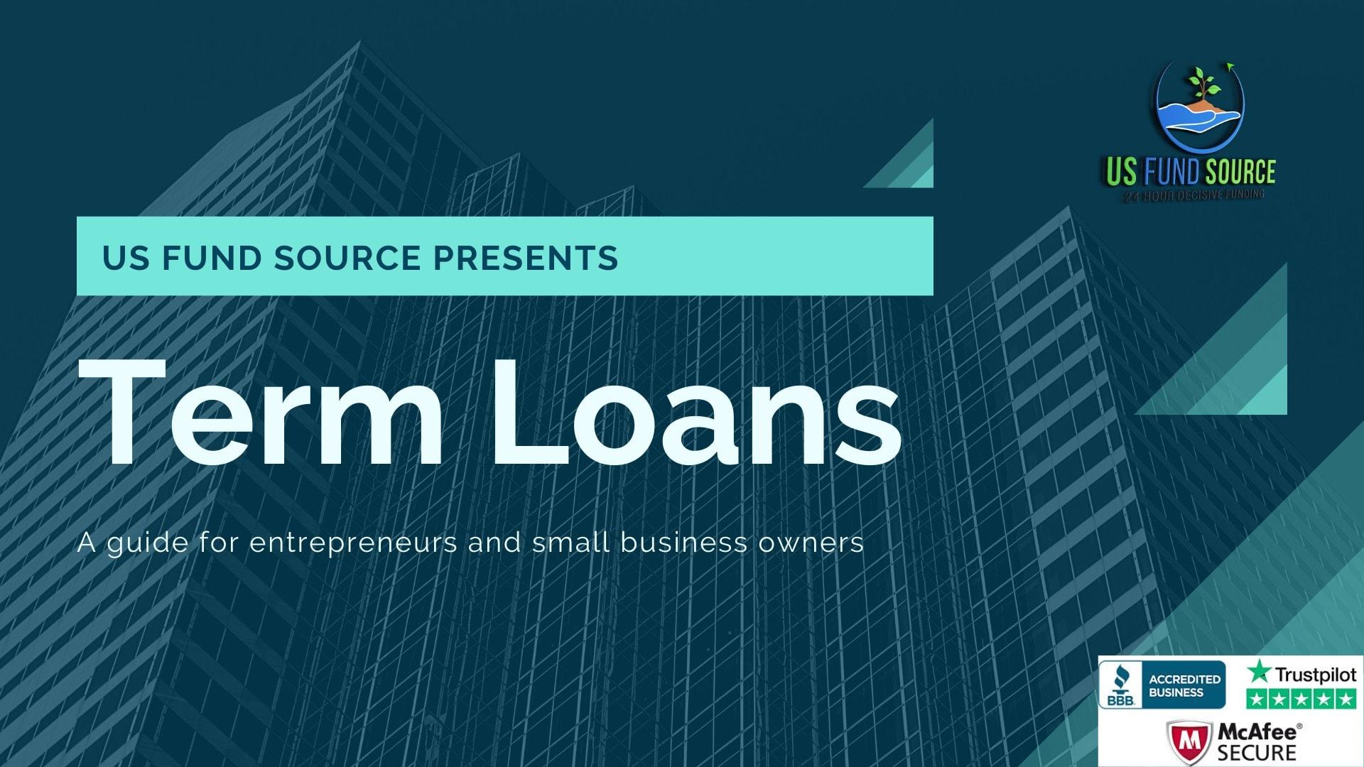 Term Loans Definition